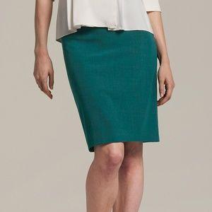 MM Lafleur Noho Skirt, Deep Teal